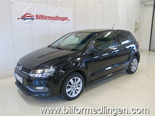 Volkswagen Polo 1.2 TSI 5dr 90hk Masters 2015