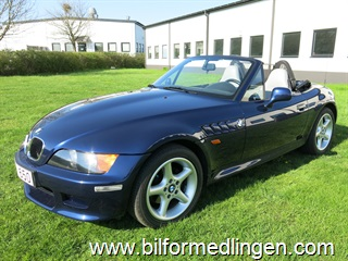 BMW Z3 1.9i Roadster E36 Cab 1999