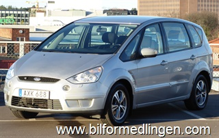 Ford S-Max 2.0 145hk 7-Sits Dragkrok 2006