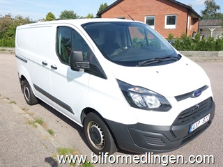 Ford Transit Custom 2.2 TDCI 100hk Leasbar Dragkrok 2014