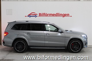 Mercedes-Benz GL 63 AMG 4MATIC 557Hk HUD Panorama Drag