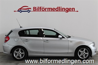 BMW 120 d Advantage Comfort Xenon 2009