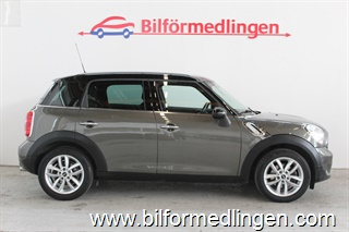 Mini Countryman Cooper D 112Hk Chili 2014