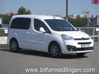 Citroën Berlingo Multispace 1.6 Automat V-däck Leasbar 2017