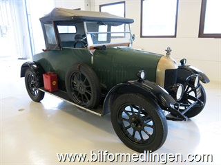 Morris Cowley Bullnose with Dickey seat 1925