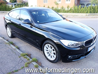BMW 330 d GT, F34 258hk Euro 6 Connected Drive Aut Navi Leasbar Dragkrok 2014