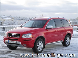 Volvo XC90 D5 AWD 200hk R-Design, Volvo on call, 7-sits, Svensksåld 2014