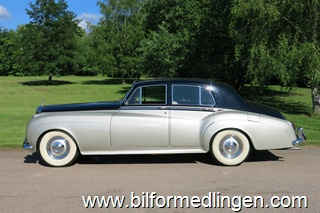 Rolls-Royce Silver Cloud I 4.9 Sun-roof Leather 1959