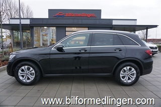Mercedes-Benz GLC 200 d 4MATIC X253 163hk Aut BAS Connectivity, Stowage Facility Package, Interior Light Package Momsbil Navi Drag 1 ägare Svensksåld 2020