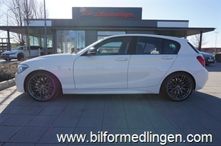 BMW M135 xDrive 5dr, F20 320hk Luxury Line, Advantage Plus, Comfort, M Aerodynamics 2013