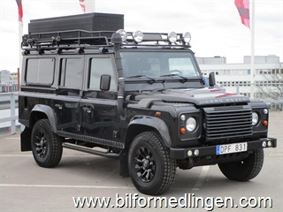Land Rover Defender 110 SW 122hk 2009