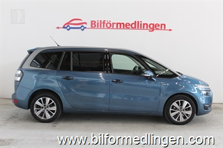 Citroën C4 Picasso Grand Exclusive 150Hk Aut Navi 7-sits 2015