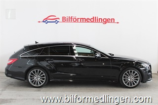 Mercedes-Benz CLS 350d 4MATIC Shooting Brake AMG