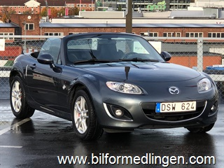 Mazda MX-5 1.8 Roadster Coupé 126hk 2010