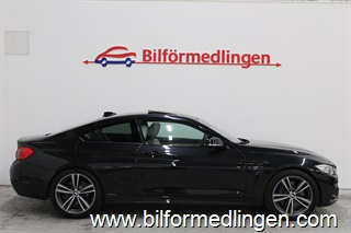 BMW 435 d xDrive Coupé 313hk M-Sport Navigation