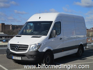Mercedes-Benz Sprinter 213 CDI 129hk