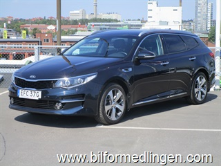 Kia Optima 1.7 Sport Wagon VGT DCT Navigation 2017