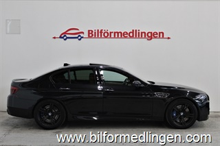 BMW M5 Sedan 560Hk Taklucka