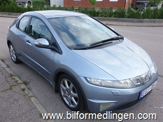 Honda Civic 1.8 5dr 140hk 2007
