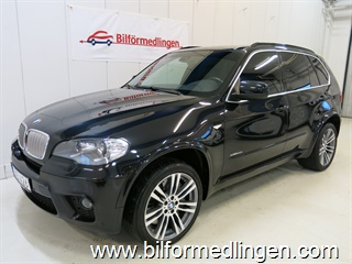 BMW X5 xDrive 50i E70 408hk Aut. Navi Panorama Adapt farth. 2012