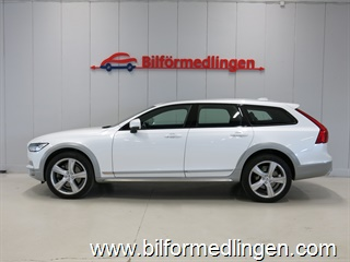 Volvo V90 D5 Cross Country Ocean Race Moms Drag Navi Skinn
