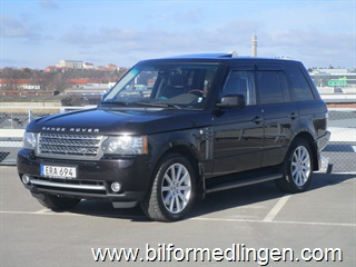 Land Rover Range Rover Vogue Supercharged 510 hk 2011