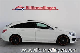 Mercedes-Benz CLA 250 Orange Art Edt AMG Sport Panorama Navi 2015