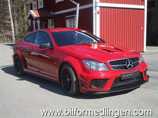Mercedes-Benz C 63 C63 AMG Black Series 2014