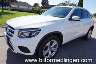 Mercedes-Benz GLC 220 d 4MATIC SE Edition 170hk Aut Svensksåld Leasbar