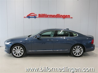 Volvo S90 T8 AWD Twin Engine Inscription Drag V-Hjul Navi 2018