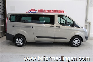 Ford Tourneo Custom 125Hk 9-Sits 300 Drag