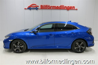 Honda Civic 1.6 i-DTEC Executive Navi Vinterhjul 5dr