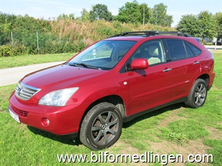 Lexus RX 400h 272hk AWD Executive Sv-Såld Navi Drag 2008