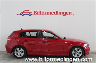 BMW 118 i 143Hk Advantage Xenon 2008