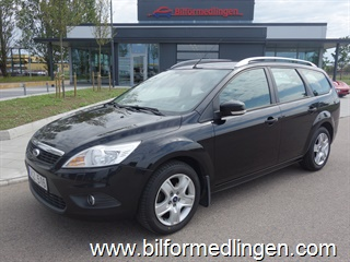 Ford Focus 1.6 TDCi ECOnetic Kombi 90hk 2011