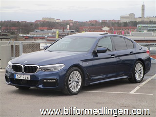 BMW 540 i xDrive 340hk M Sport, Ultimate Edition, Leasbar