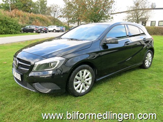 Mercedes-Benz A 180 BE Business Navi Svensksåld