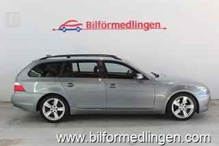 BMW 520 d Facelift Aut Panorama PDC 2008