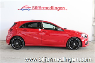 Mercedes-Benz A 220 d AMG Sport Night Package Panorama Aut 2016