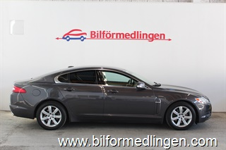 Jaguar XF 2.7 D 207hk Premium Luxury 2009