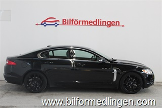 Jaguar XF 2.7D 207Hk Premium Luxury