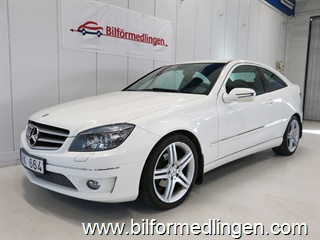 Mercedes-Benz CLC 180 Kompressor 143hk Sport Evolution Sv-såld 2009