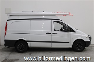 Mercedes-Benz Vito 111 CDI Husbil Drag 2010