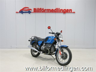BMW R 75/6 Matching numbers 1975