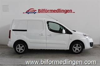 Citroën Berlingo 1.6 BlueHDi ProPack 100Hk Drag 2017