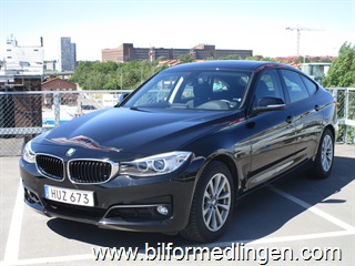 BMW 320 d GT xDrive, F34 190hk, Automat, Advantage, Connected Drive 2016