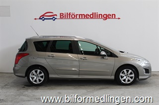 Peugeot 308 SW 1.6 e-HDi Panorama Aut PDC 2012