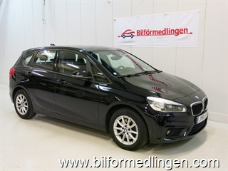 BMW 218 i Active Tourer F45 136hk Advantage Sv-Såld 2015