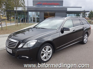Mercedes-Benz E 350 Bluefficiency 4Matic Kombi Aut 272hk Navi Avantgarde 2010