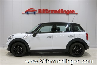 Mini Cooper Countryman D 1.6 112hk Chili Navi Panorama 2011